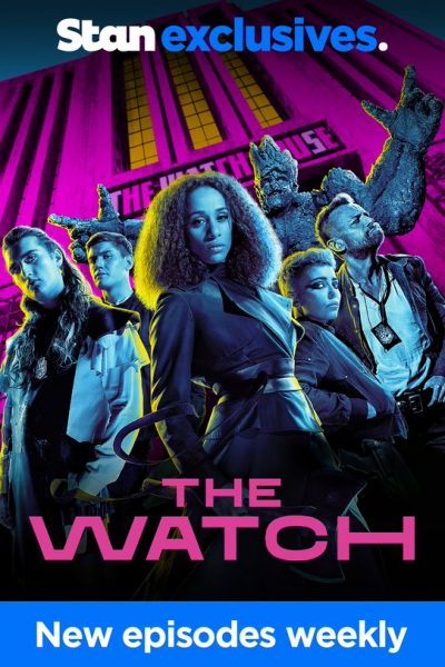 The Watch tv series