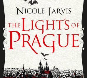 The Lights of Prague: bats fly over a city