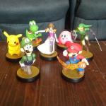 Nintendo Amiibo (showcase)