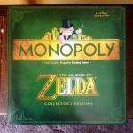Legend of Zelda Monopoly (review)
